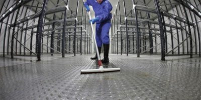 Industrial Cleaning Brisbane
